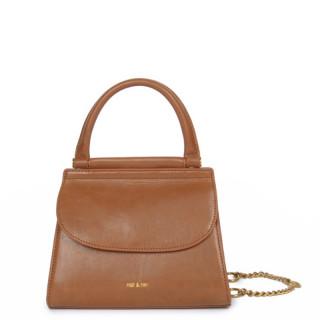 Nat & Nin Dany mini Bag A Main Caramel