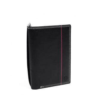 Serge Blanco Vancouver Wallet 3 Volets VAN21019 Black