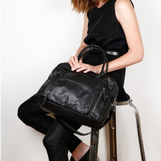 Nat & Nin Macy Sac Business Compatible A4 Noir