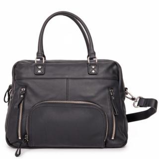 Nat & Nin Macy's Business Bag Compatible A4 Black