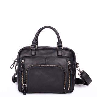 Nat & Nin Mini Macy's Bag A Hand Black