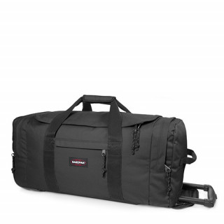 Eastpak Leatherface M Sac de Voyage Black