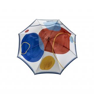 Piganiol Japandi Umbrella Long Woman Cane Manual PG41613 Wabi Sabi