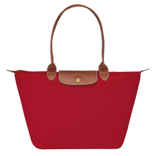 Longchamp The Original Shopping L Rouge