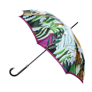 Piganiol Nouvel Eden Parapluie Long Femme Canne Manuel PG41621 Jardin D'Eden