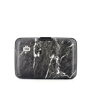 Ogon Stockholm Card Holder Aluminium Marbled