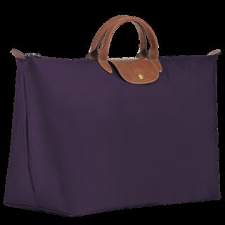 Longchamp The Original FoldIng Travel Bag XL Blueberry