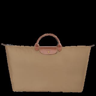 Longchamp The Original Pliage Travel Bag XL Desert