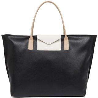 Lancaster Maya Grand Bag Cabas 517-19 Black EN