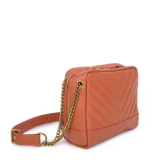 Nat & Nin Rio Messenger Bag Pomelo Leather