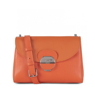 Lancaster Foulonne Pia Crossbody Bag 547-60 Orange