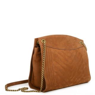 Nat & Nin Simone Messenger Bag Leather Epice