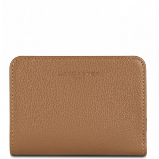 Lancaster Foullone Double Back-to-Back Wallet 170-21 Camel
