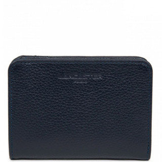Lancaster Foullone Double Wallet Back to Back 170-21 Dark Blue