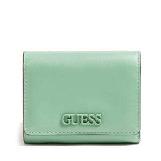 Guess Central City Wallet Compact Green