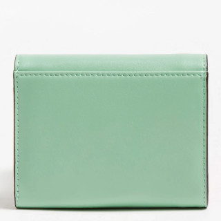 Guess Central City Portefeuille Compact Green
