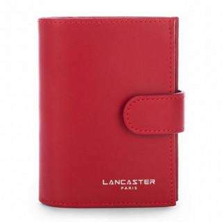 Lancaster Constance Leaf Door 137-14 Red