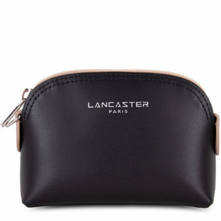 Lancaster Constance Wallet 137-01 Black Nude Light Dark Nude