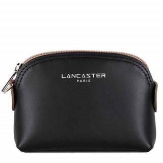 Lancaster Constance Wallet 137-01 Black Nude Vison