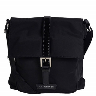 Lancaster Basic Verni Crossbody Bag 514-85 Black