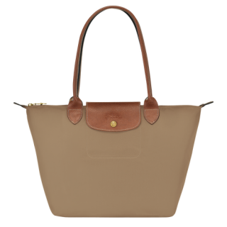 Longchamp The Original Shopping S Desert Fold