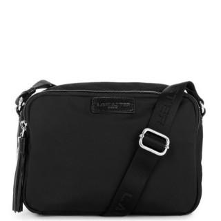 Lancaster Basic Pompon Bag Pocket 514-43 Black