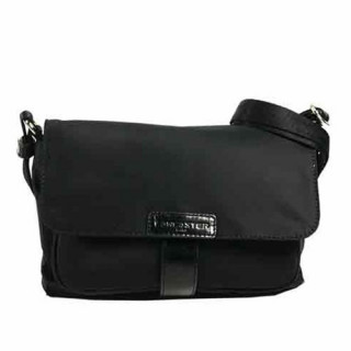 Lancaster Basic Sport Crossbody Bag 514-26 Black