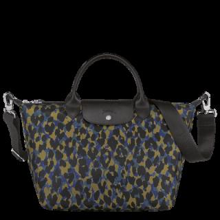 Longchamp The Panther Plying M Nordic Handbag