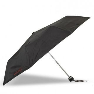 Isotoner Umbrella Pliant Manuel Black