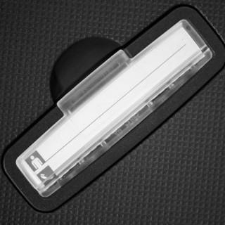 Samsonite S'Cure Spinner 55 cm Valise Cabine Trolley 4 Roues-Noir etiquette