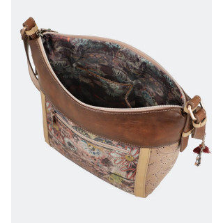 Anekke Multicolor Ixchel Shoulder Bag