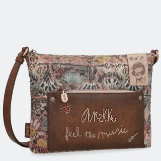 Anekke Little Multicolored Ixchel Shoulder Bag
