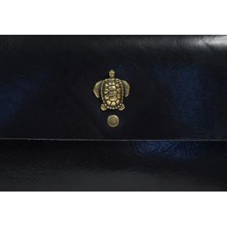 Yolète Andy Bag Jewelry Pocket Leather Leather Primavera Black