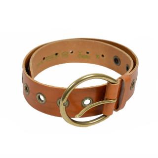 Yolète 211/50 Ring Belt 90 CM Primavera Cognac