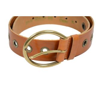 Yolète 211/50 Ring Belt 85 CM Primavera Cognac