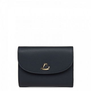 Lancaster City Wallet Back to Back 123-22 Dark Blue