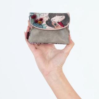 Anekke Ixchel Multicolored Wallet