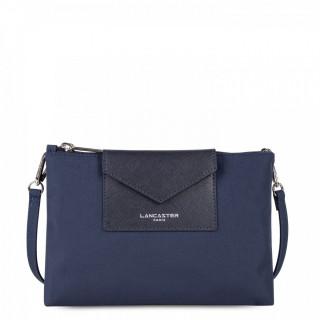 Lancaster Smart Kba Petit Crossbody Bag 2 compartments 516-27 Dark Blue