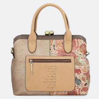 Anekke Kenya Multicolor Hand Bag