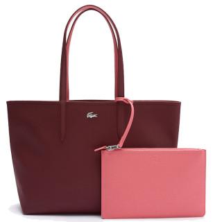 Lacoste Bag Cabas Reversible Anna Perylene Amary