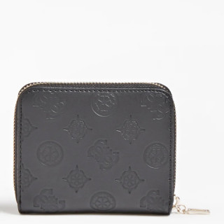 Guess Dayane Portefeuille Compact Black