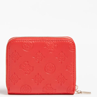 Guess Dayane Portefeuille Compact Red