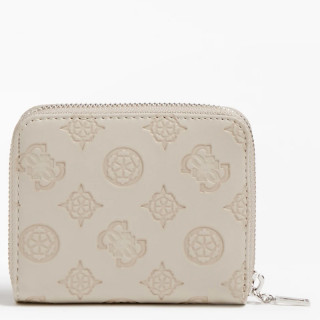 Guess Dayane Portefeuille Compact Grey