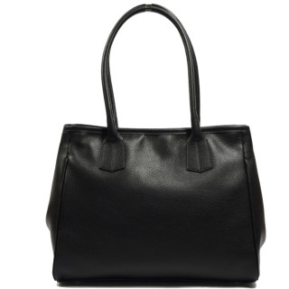 Berthille Elisa Sac Shopping Graine Noir