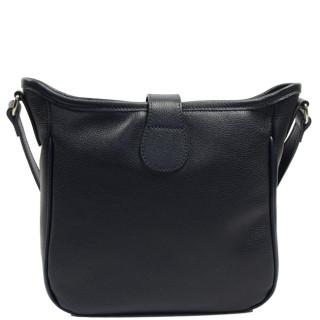 Berthille Mini Claudia Bag Navy Shoulder