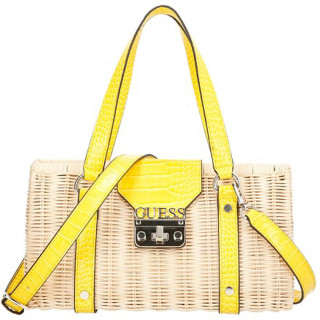Guess Paloma sac D'Epaule Osier Yellow
