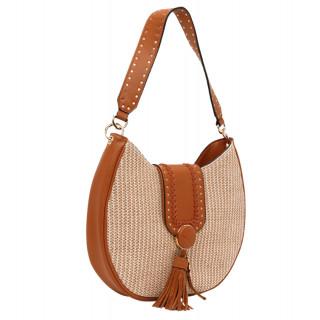 Lollipops Hoze Bag Hobo Camel-Golden Basket