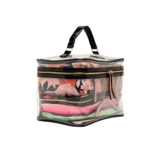 Lollipops Hirondelle Bag Vanity 3 Multicolored-Golden Cosmetic Kits