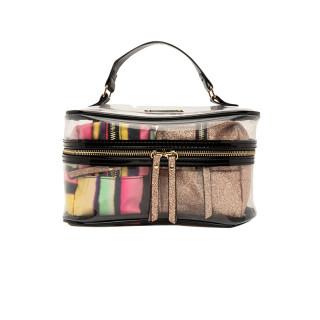 Lollipops Hirondelle Bag Vanity 2 Multicolored-Golden Cosmetic Kits