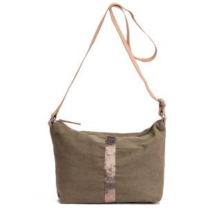 Biba FIJI Kaki Shoulder Bag